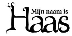 Logo Mijn naam is Haas